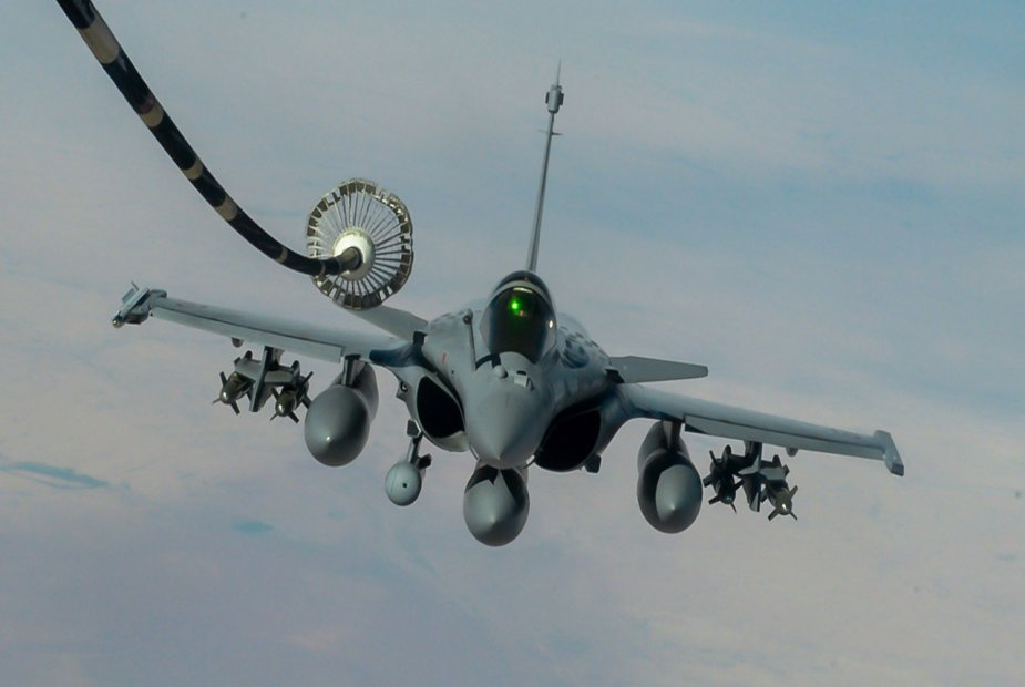 Indian Air Force to receive first Rafale fighter jet in September