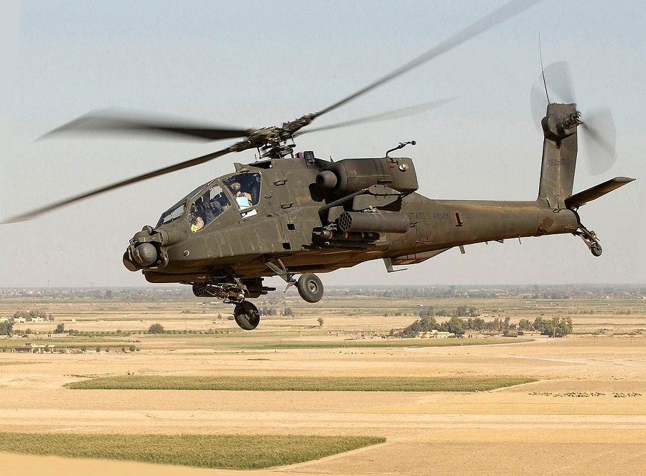 Morocco will acquire US made Apache helicopters within the next two years