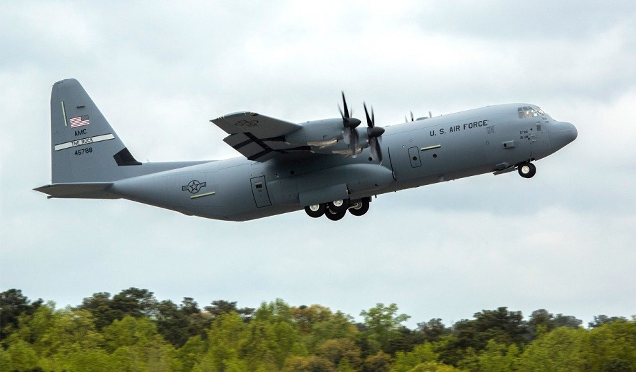 New Zealand C 130J 30 Super Hercules to replace aging C 130H aircraft