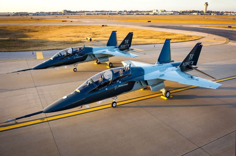 New T X trainer jet of US Air Force could become its next light attack or aggressor aircraft