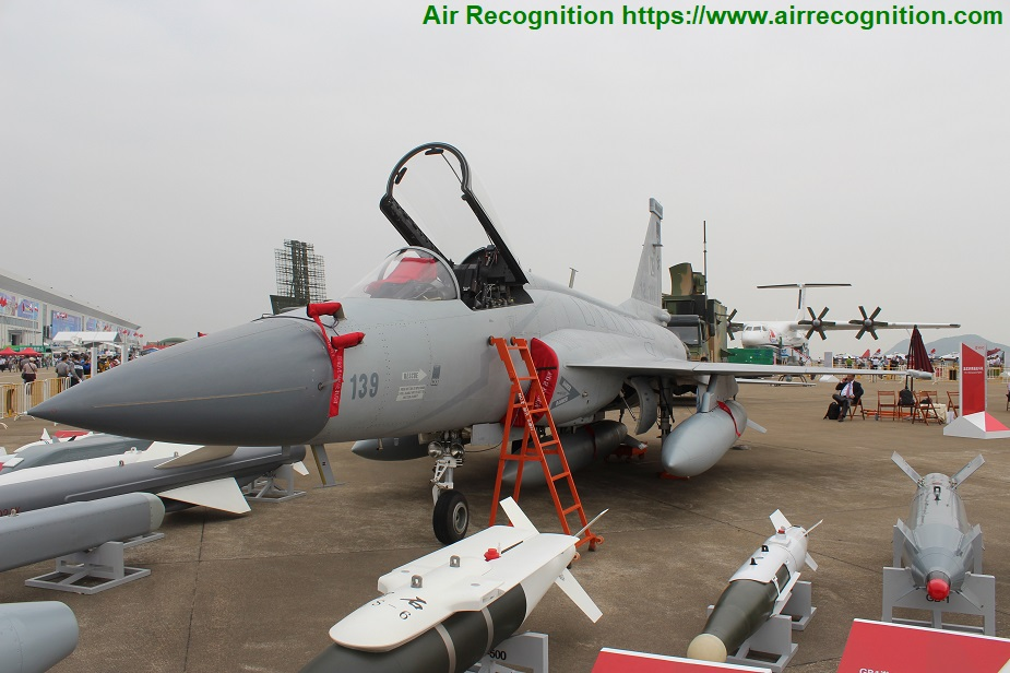 Pakistan may deliver JF-17 Thunder fighter jets to Azerbaijan