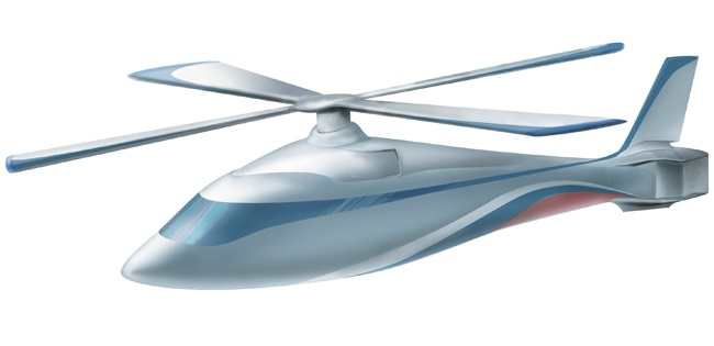 Russia TsAGI developing arctic transport single rotor high speed helicopter