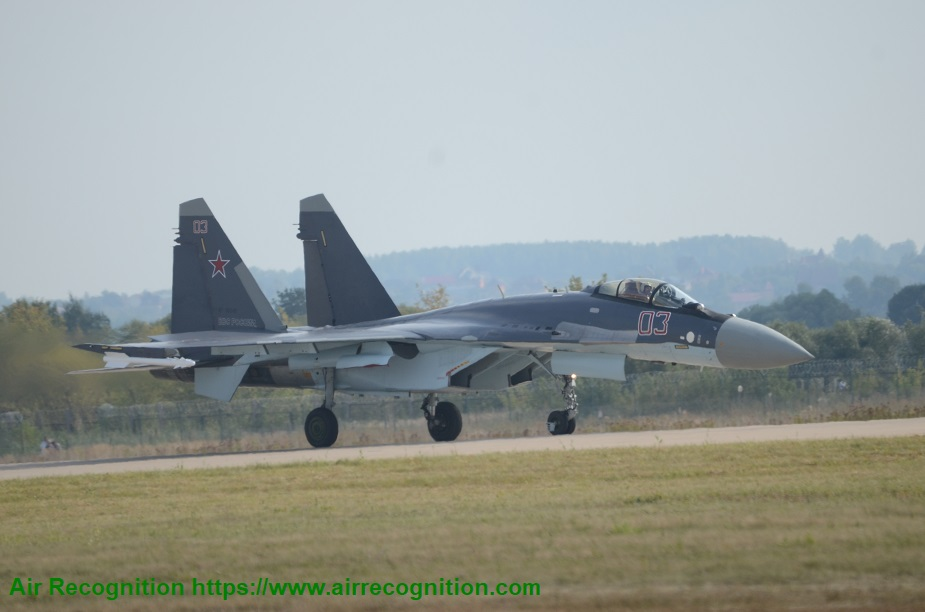 Russia to supply 12 Su 35 fighter jets to Egypt