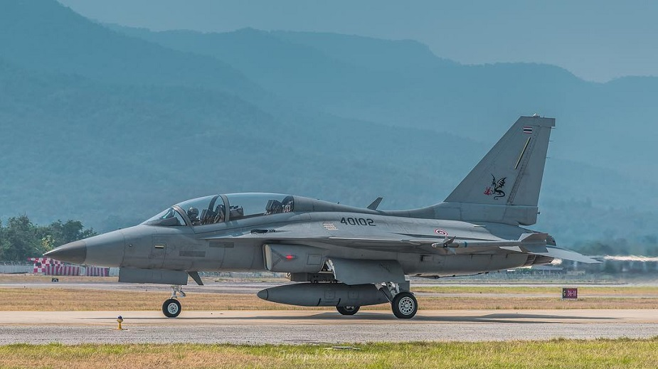 KAI signs with Thai Air Force to upgrade T 50TH trainer jets
