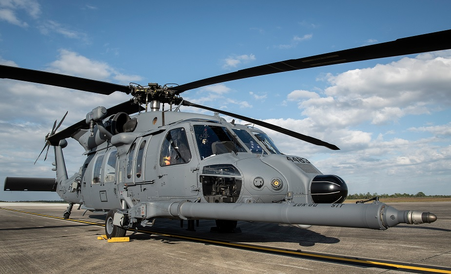 USA new HH 60 helicopter to begin developmental testing