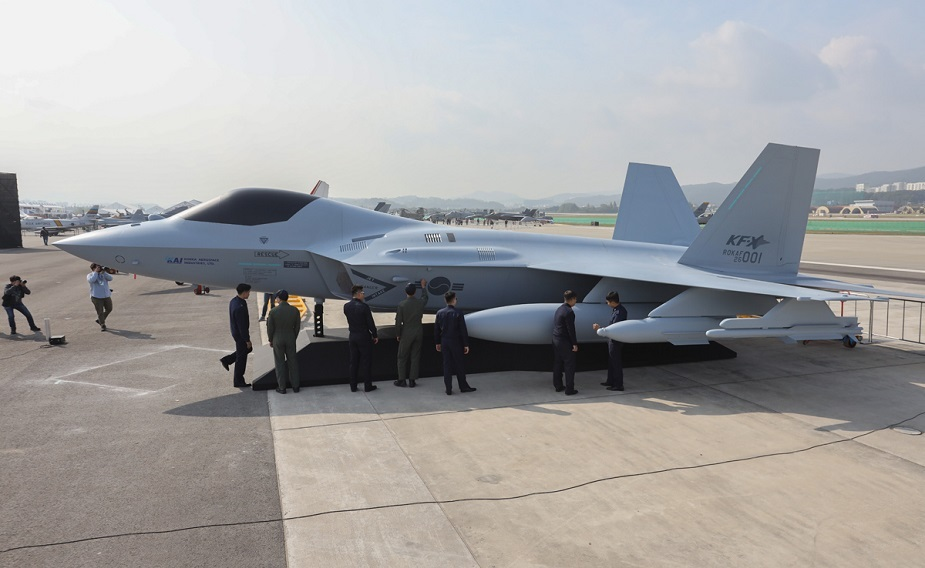 Elbit Systems awarded contract to equip Korean K X fighter with TFTA systems