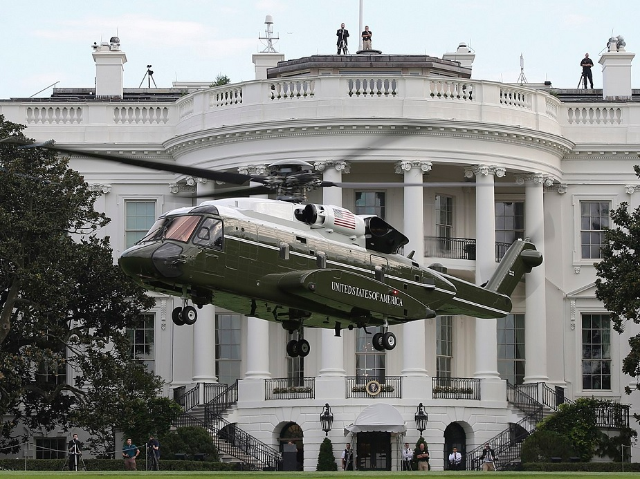 Sikorsky awarded contract for VH 92A Presidential helicopter upgrade