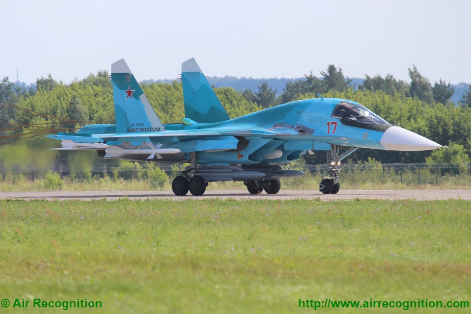 Batch production of upgraded Su 34 to begin in 2020 01