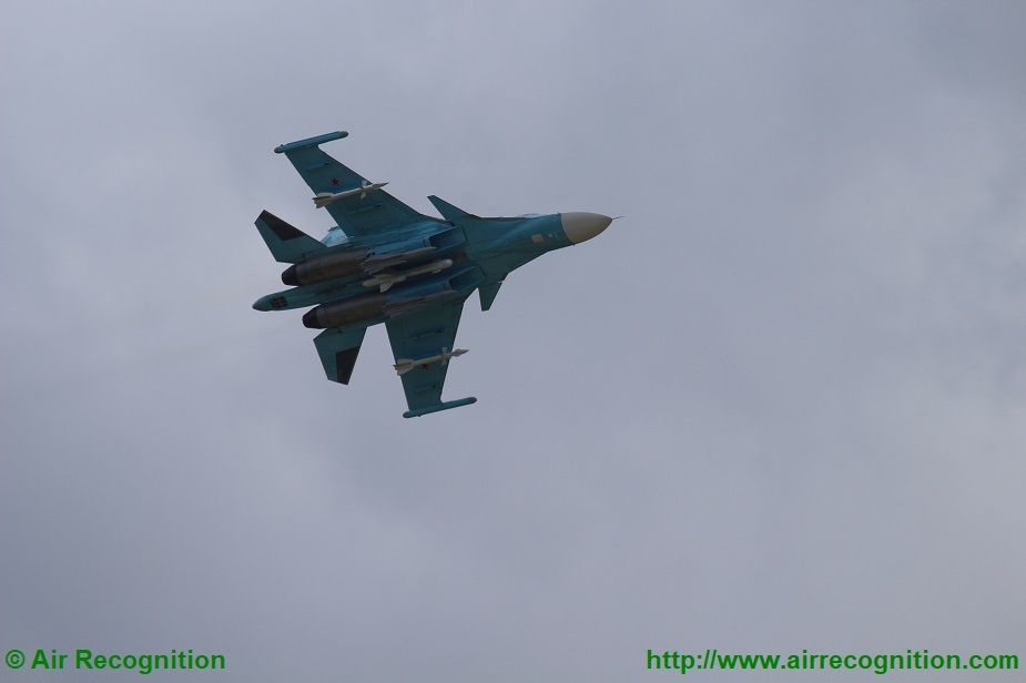 Batch production of upgraded Su 34 to begin in 2020 02