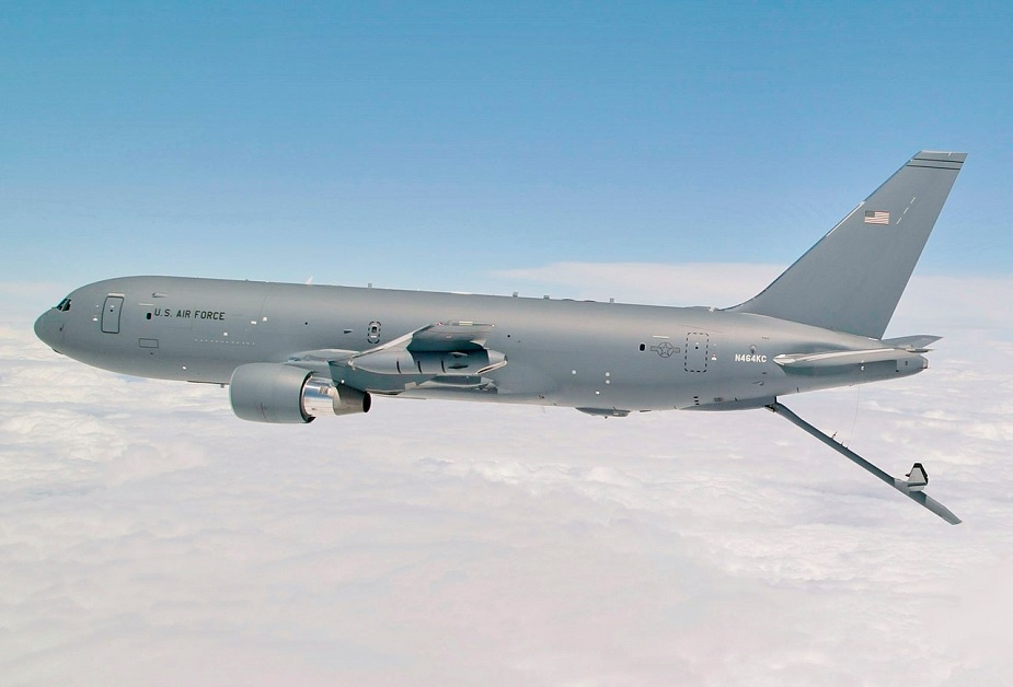 USA approves sales for KC 46 aerial refueling aircraft to Israel