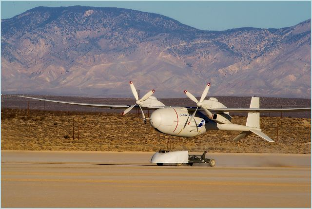Boeing's [NYSE: BA] liquid hydrogen-powered Phantom Eye unmanned airborne system completed its second flight Feb. 25, demonstrating capabilities that will allow it to perform intelligence, surveillance and reconnaissance (ISR) missions for up to four days without refueling.