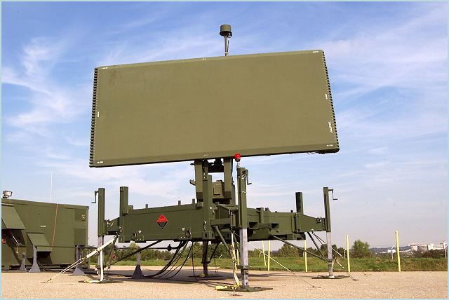 The S-Band long-range AN/TPS-78 mobile radar system will also be highlighted.