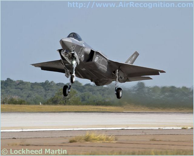 The F-35 fighter aircraft will be based at the IAF's Nevatim Airbase in the Negev, the IAF commander has determined. The deal to acquire the F-35 was signed in the last year and the planes are expected to arrive in Israel in the next few years.