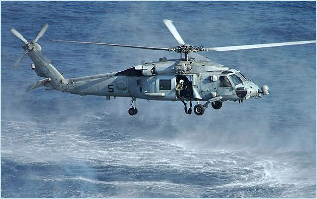 The Defense Security Cooperation Agency notified Congress today of a possible Foreign Military Sale to the Government of the Republic of Korea for eight MH-60R SEAHAWK Multi-Mission Helicopters, associated parts, equipment, training and logistical support for an estimated cost of $1.0 billion.