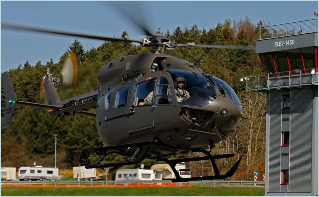 The United States Army's newest aircraft, the UH-72A Lakota, is approaching 100,000 flight hours, and maintains one of the highest mission-capable rates among Army aircraft. The U.S. Army expects to buy a total of 345 of the aircraft, and the service has just taken delivery of 209 so far.