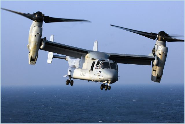 The Japanese Defense Ministry said here Monday that the United States Forces in Japan will deploy 12 more V-22 Osprey tiltrotor aircraft in the country in late July.