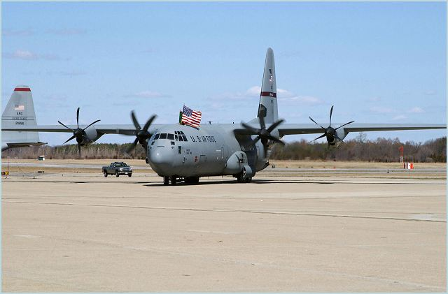Lockheed Martin [NYSE: LMT] delivered the sixth C-130J Super Hercules to crews at Dyess Air Force Base (AFB), Texas, today. The 317th Airlift Group at Dyess continues to transition to the new C-130J Super Hercules. By 2013, Dyess will have the distinction of being home to the largest C-130J fleet in the Air Force when it receives its 28th Super Hercules aircraft.