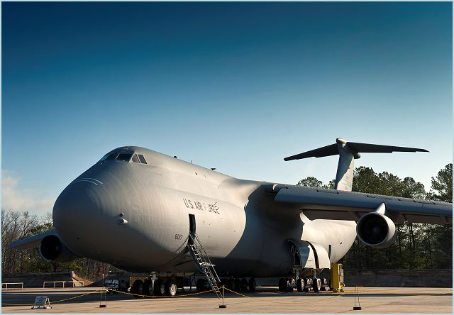 Lockheed Martin inducted the 11th aircraft to the C-5M Super Galaxy production line on Feb. 1, 2012. Based at Dover Air Force Base, Del., this aircraft has supported the warfighter's operations across the globe.