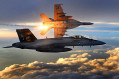 Boeing offers to produce F A 18 fighter jets under Make in India program 640 001