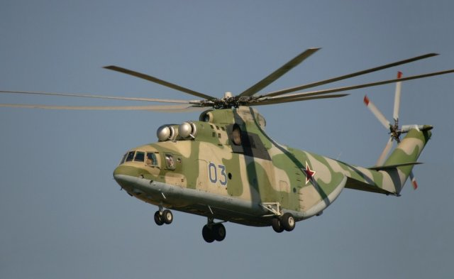 Russian Helicopters promotes full range of rotary wing platforms for foreign market Part 1 640 002