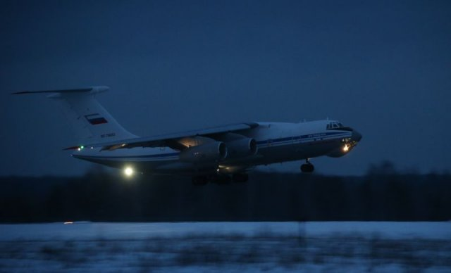 Russian pilots start trainin on new Il 76MD 90Atransport aircraft 640 002