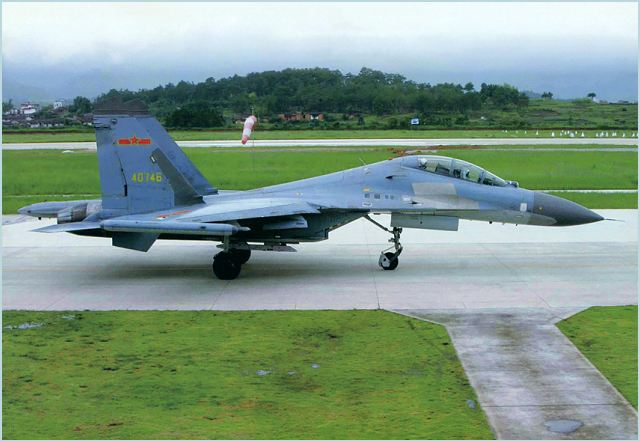 Two Chinese air force pilots died in the crash of their Su-27 fighter jet, the People's Liberation Army said on its website. The jet crashed Sunday afternoon near the city of Rong Cheng in east China's Shandong province when the pilots were on a training mission. There was no collateral damage on the ground, the air force said.