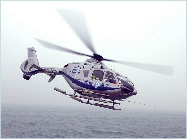 The popular EC135 light twin-engine helicopter already is a proven success in China with the Shanghai and Guangdong police forces. Highly versatile, it can be configured for many different missions, including emergency medical services and disaster management, along with search and rescue duties.