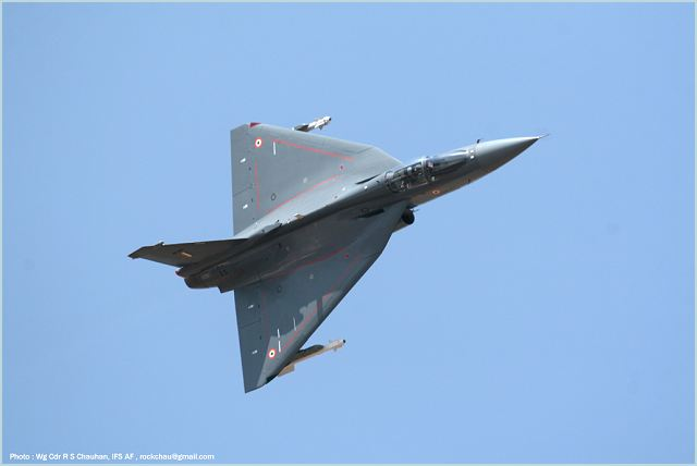 In a boost to India's indigenous maritime combat plane development programme, a top defence panel has approved the limited series production of the Tejas light combat aircraft (LCA) for the Indian Navy's under-construction indigenous aircraft carrier (IAC). The defence ministry's apex Defence Acquisition Council (DAC) sanctioned the building of eight Naval LCA aircraft by Hindustan Aeronautics Limited (HAL).