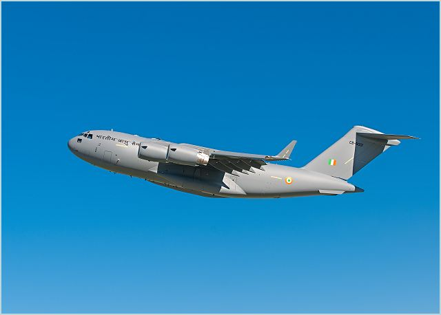 Boeing [NYSE: BA] delivered the Indian Air Force's (IAF) second C-17 Globemaster III today, a month after India's first C-17 arrived in the country and immediately began supporting IAF operations. This second IAF C-17 also will immediately enter service. India will receive 10 aircraft by 2014.