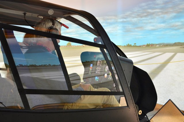 LIMA 2017 Thales provides RMAF with FNPT II flight simulator 640 001