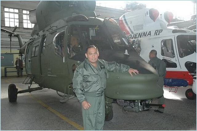 The first four of the eight Sokol combat utility helicopters for the Philippine Air Force (PAF) were turned over to Secretary of National Defense Voltaire Gazmin in a ceremony held Friday, March 9, 2012, in this freeport.
