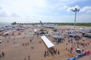 Singapore Airshow 2018 news visitors exhibitors information EAS 2018 Antalya Turkey army military defense industry technology