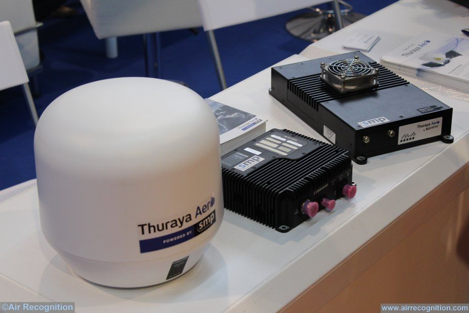 thuraya at singapore airshow 001