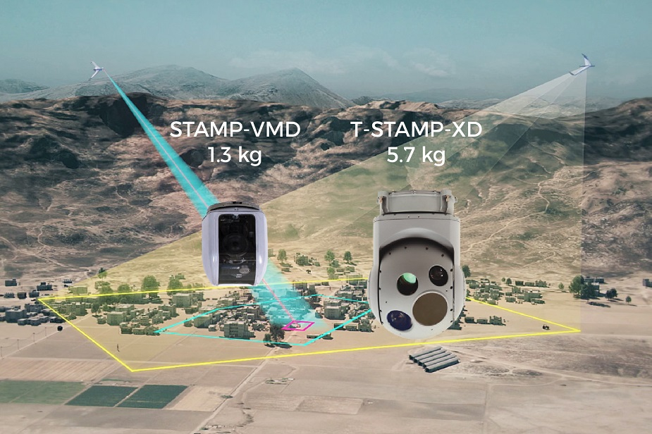 Singapore AirShow 2020 Controp to introduce new payload capabilities and concepts for SUAVs and drones