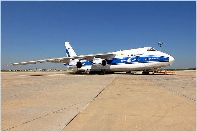 Aviastar SP, one of Russia's largest aircraft-building enterprises, is to build 10 super-heavy Antonov An-124 and dozens of Ilyushin Il-476 cargo aircraft by 2020, Deputy Prime Minister Dmitry Rogozin said on Friday at a meeting of the United Aircraft Corporation on military aviation.