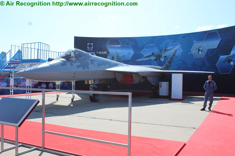 MAKS 2019 Russia and India may revive FGFA project