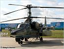 "Two pilots died after a Kamov Ka-52 Alligator (Hokum B) attack helicopter crashed during a training flight near Torzhok in Russia's Tver Region on Tuesday, the Defense Ministry said. ""A rescue group found the helicopter some 10 kilometers west of Torzhok air field at 08.45 am Moscow Time"" he said. One pilot died immediately in the crash, and the second died in hospital shortly after."