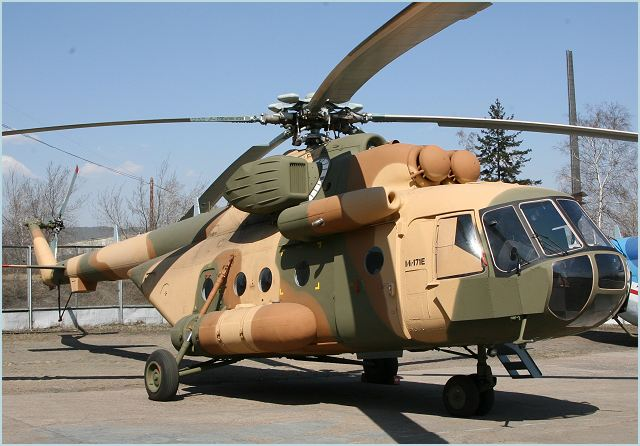 The Peruvian Ministry of Defense has awarded an order for 24 Mi-171Sh helicopters to Russian defense export company Rosoboronexport. The contract is estimated to be worth US $500 million, according to the information obtained from a source close to the deal by local daily Kommersant.