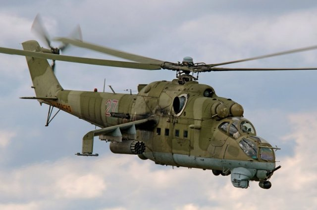 Mi-35 Mi-24V Hind multirole combat helicopter technical data sheet specifications intelligence description information identification pictures photos images video Rostverol Mil Mil Moscow Helicopter Plant Helicopters Russia Russian Air Force aviation air defence industry military technology