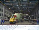 Russia has built a new military transport aircraft Il-476. Minister for Industry Denis Manturov told President Vladimir Putin that the transport plane was ready for its first test flight.