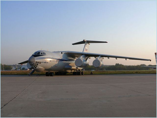 Russia's modernized Ilyushin Il-76MD-90A aircraft, also known as the Il-476, will conduct its maiden flight by the end of June, Ulyanovsk-based Aviastar aircraft maker said on Friday, March 2, 2012.