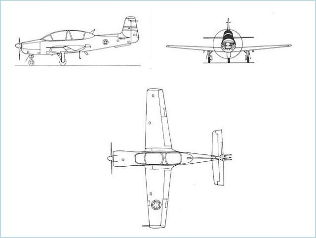 Lasta-95 training aircraft system technical data sheet specifications intelligence description information identification pictures photos images video Germany German Air Force defence industry military technology