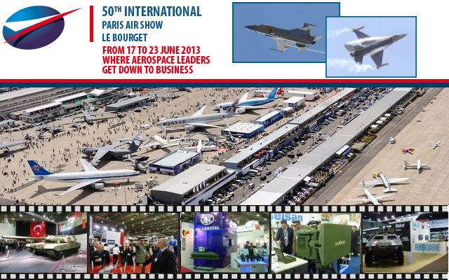 Paris Air Show Le Bourget 2013 show daily news pictures photos images video International Exhibition aviation Aerospace photos Description program information Salon international aérien aviation aérospatial France Paris French
