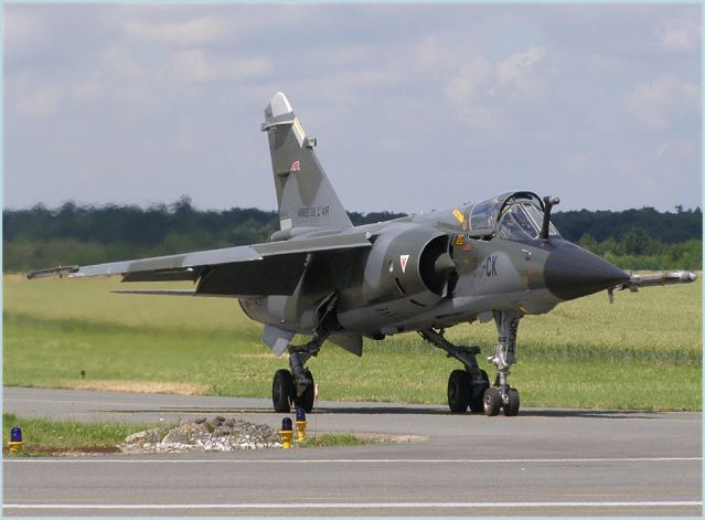 Mirage F1 CR Reconnaissance combat fighters aircraft technical data sheet specifications intelligence description information identification pictures photos images video France French Air Force aviation aerospace defence industry technology