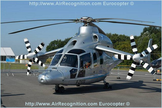 Eurocopter will present its latest civil and military helicopters at the 2012 ILA Berlin Air Show, including the X3 high-speed hybrid demonstrator, the newly-developed EC145 T2, and the enhanced CH-53GA for the German Army – all of which underscore the company's technological leadership and the capability to meet quality and performance demands of international customers.