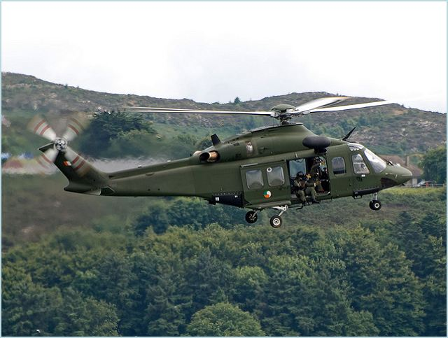 Agusta AW139 medium sized twin-engined helicopter technical data sheet specifications intelligence description information identification pictures photos images video Italy Italian Air Force aviation aerospace defence industry technology