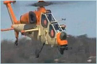T-129 multirole combat attack helicopter technical data sheet specifications intelligence description information identification pictures photos images video Turkey Turkish Air Force defence industry technology