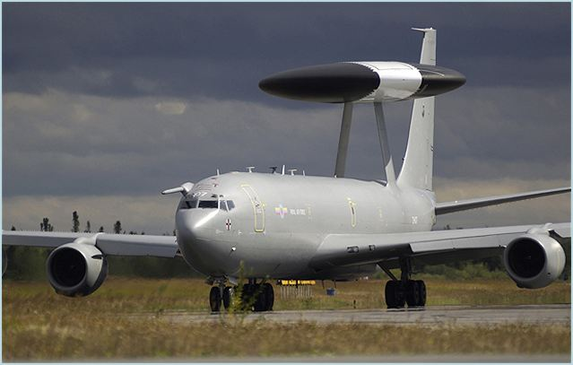 The Royal Air Force's E-3D Sentry AEW (Airborne Early Warning) aircraft is a key part of the UK contribution to NATO's Operation UNIFIED PROTECTOR, the mission to protect Libyan civilians from Colonel Gaddafi's former regime.