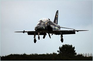 Hawk AJT advanced jet trainer aircraft technical data sheet specifications intelligence description information identification pictures photos images video United Kingdom British Royal Air Force defence industry technology