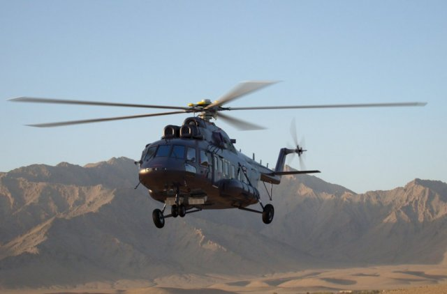 Russian Helicopters to higlight Mi 171A2 Ansat VIP and Ka 32A11BC helicopters at DAS 2015 640 001